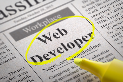 Web Developer Ad